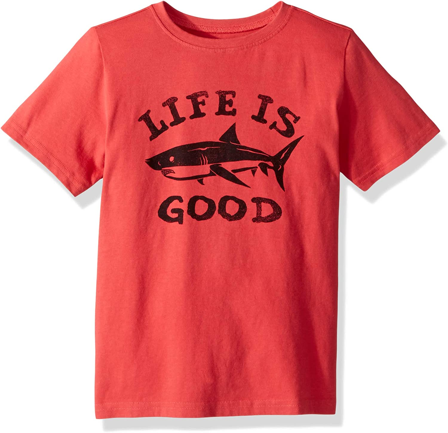 Life is Good Boys Crusher Tee