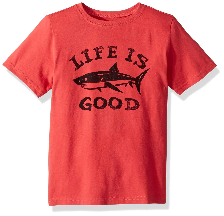 Life is Good Boys Crusher Tee