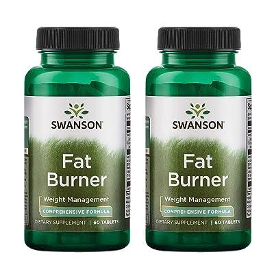 Swanson Fat Burner 60 Tabs