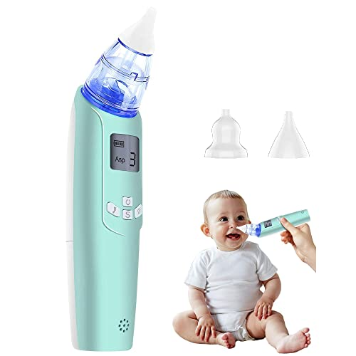 Baby Nasal Aspirator - Electric Nose Suction for Baby