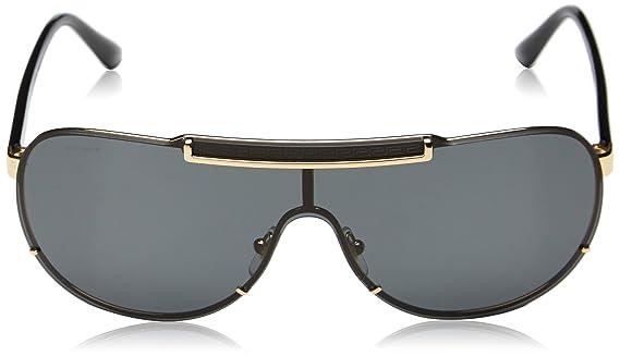 fee05ed71037 VERSACE Men s 0Ve2140 100287 1 Sunglasses