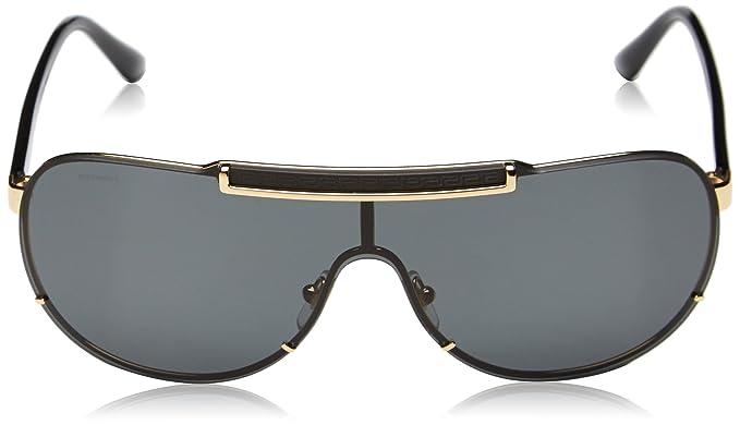 458a049023e Amazon.com  Versace Sunglasses VE 2140 BLACK 1002 87 VE2140  Versace  Shoes