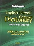 Rapidex English-Nepali Compact Dictionary (Nepali)