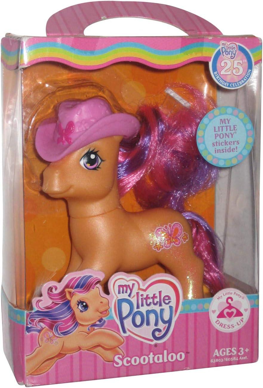 Amazon Com My Little Pony Scootaloo Dress Up Pony Figure Toys Games Random picture 3 ( scootaloo). my little pony scootaloo dress up pony figure