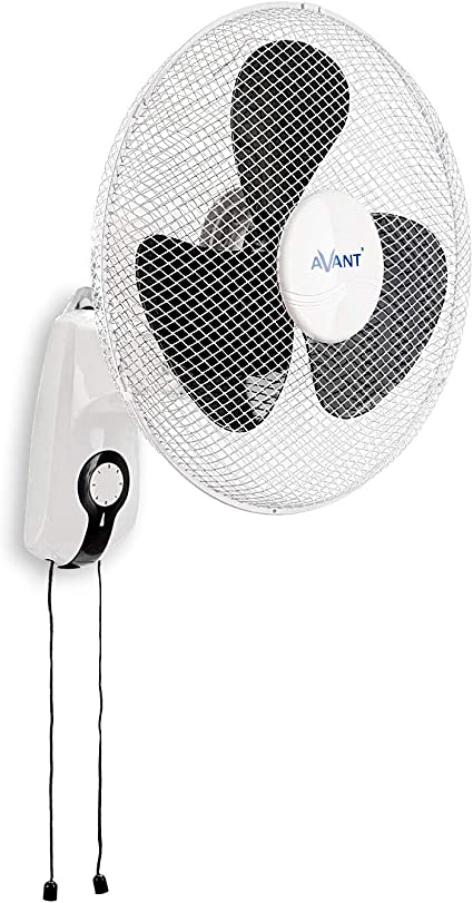 AVANT - Ventilador de Pared Oscilante - Conmovimiento Giratorio ...