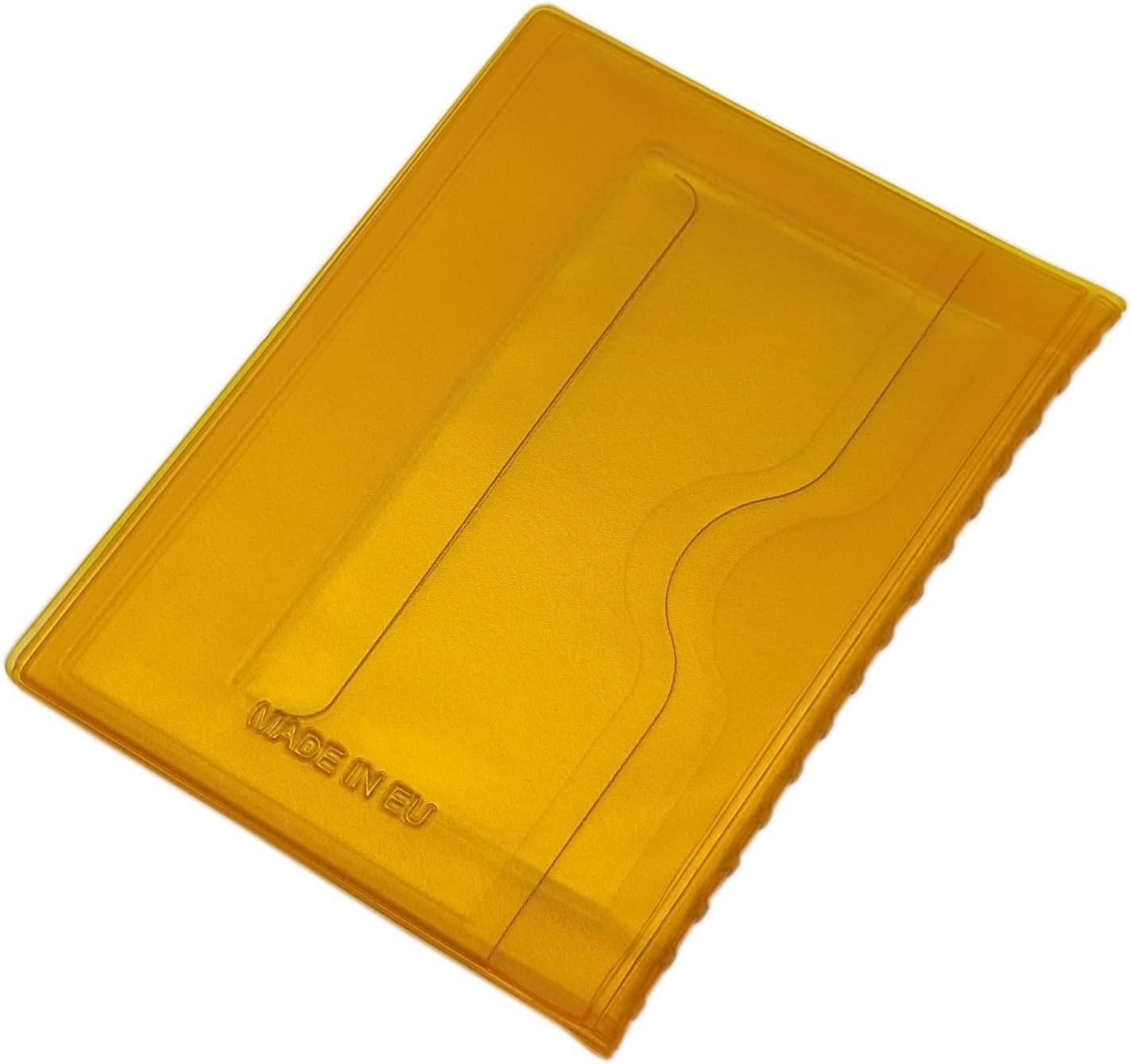 Green Practical ID and Credit Card Holder 10 Pockets MJ-Design-Germany Made in EU in Different Trendy Colors