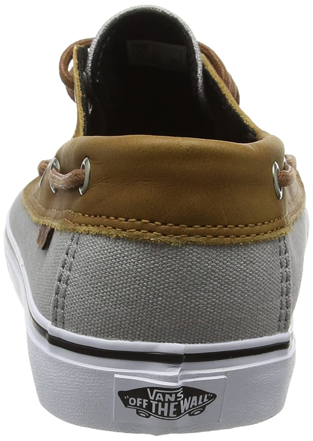 Vans Chauffeur Sf Washed Black Mens Skate Shoes D Island Casual Zappato England Suede Fashion Sneakers