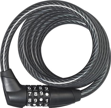 Abus Numero 1300 - Candado de Cable para Bicicleta: Amazon.es ...