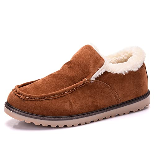Paragon Invierno Mocasines para Hombre Zapatos Casuales Calzado Plano Suela de Goma: Amazon.es: Zapatos y complementos
