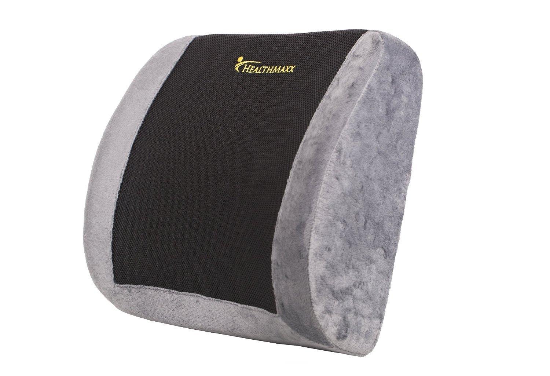 HealthMaxx Memory Foam Lumbar Support Pillow