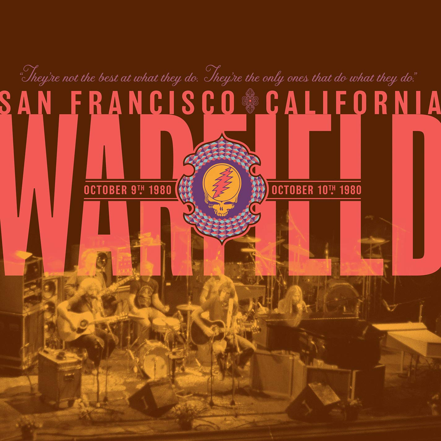 The Warfield, San Francisco, CA 10/9/80 & (2LP) (RSD Exclusive 2019) by RHINO RECORDS