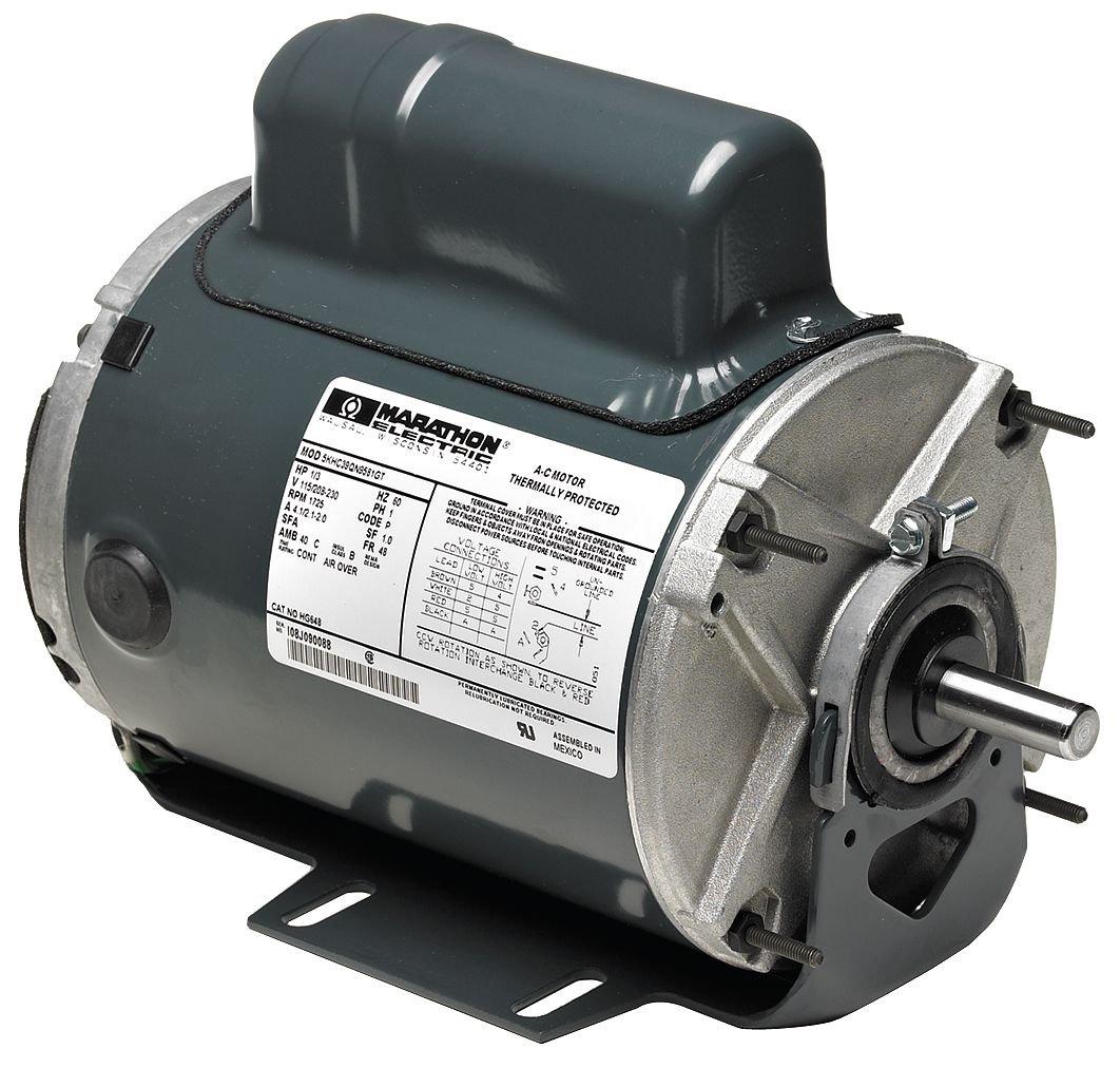 1800 Rpm 48Z FR. 5KH32FNA499S Marathon X1903 1 PH. TEAO Motor 1//4 Hp 115