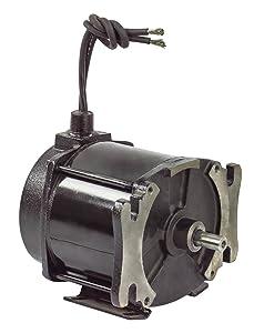 Coxreels 15223-1 Explosion Proof Motor, 1/2 HP, 12 V DC,Black