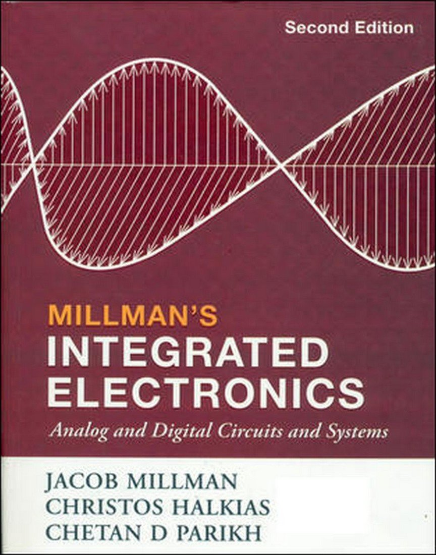 Integrated electronics by jacob millman pdf download