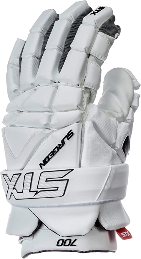 STX Lacrosse Surgeon 700 - The Best Lacrosse Gloves for Mobility