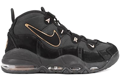 Nike Mens Air Max Uptempo Mid Top Lace Up Basketball Shoes