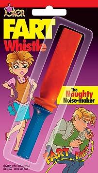 Amazon Com Joker Fart Whistle Naughty Noise Maker 4 5 Prank Toy