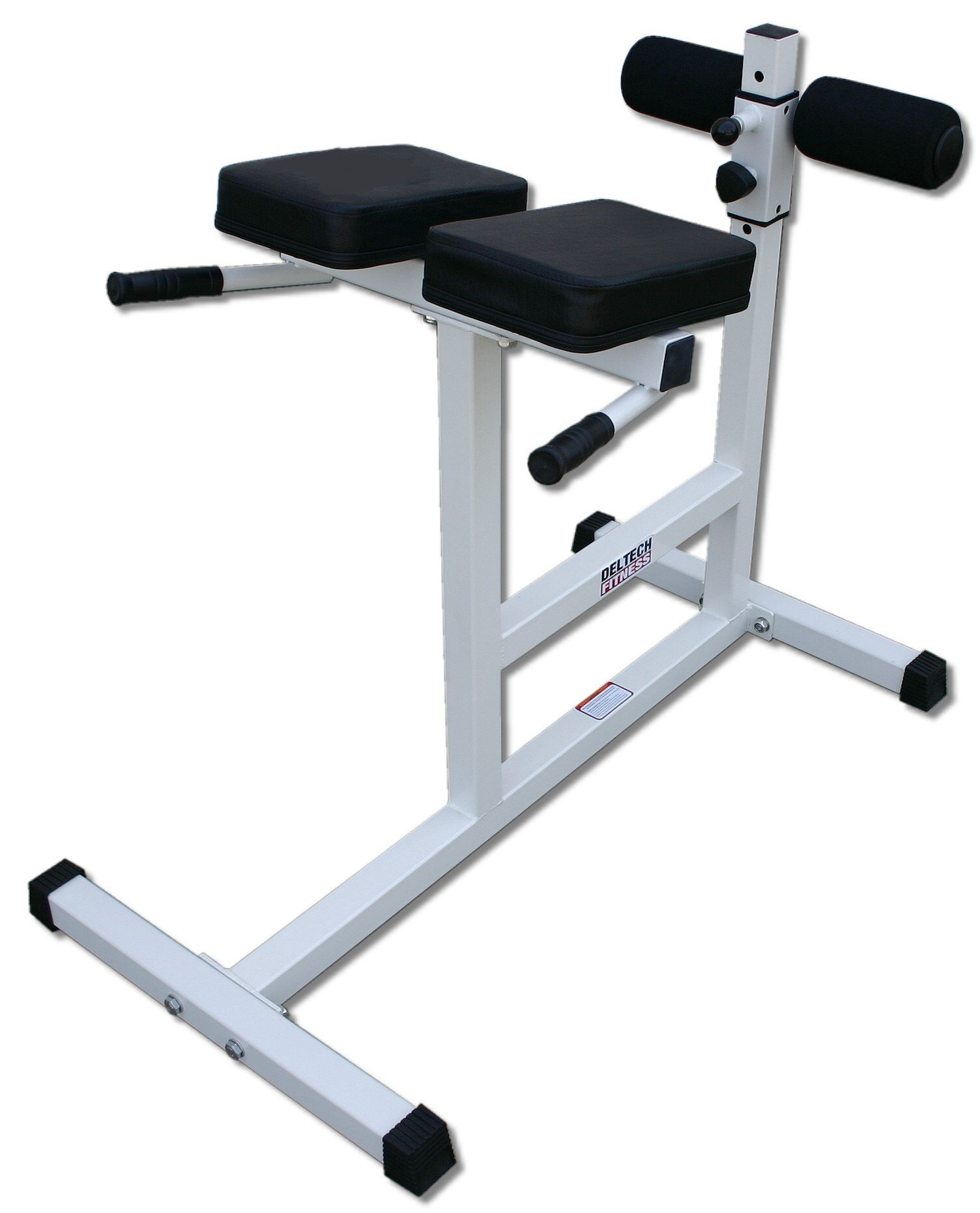 Hyperextension Bench by Deltech Fitness