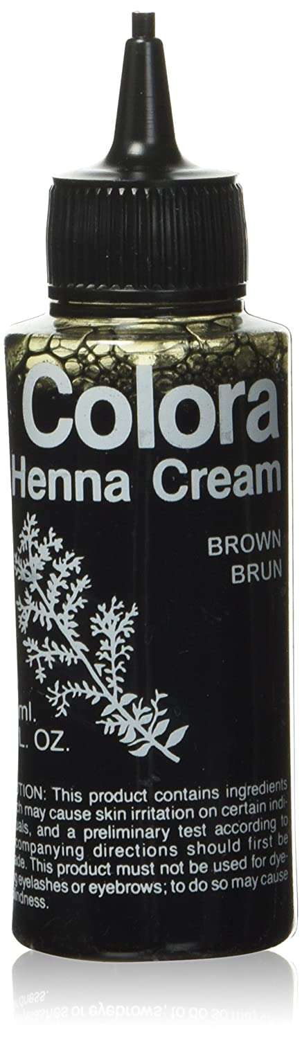 Colora Henna brown cream, 60 milliliter H122