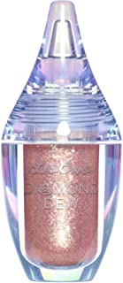 product image for Lime Crime Diamond Dew Glitter Eyeshadow, Rose Goals - Iridescent Lid Topper Rose Gold - Reflective Sparkle Shadow for Lids, Cheeks & Body - Won't Smudge or Crease - Vegan - 0.14 fl oz