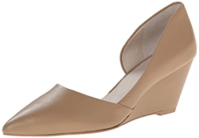 Kenneth Cole New York Women's Ellis Beige Wedge