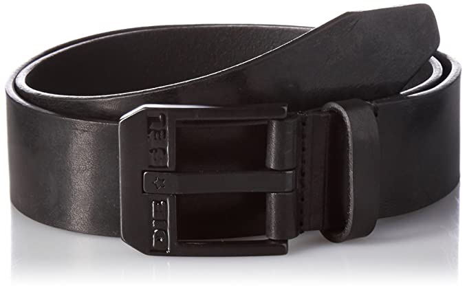 DIESEL Bluestar Belt Größe: 110 Farbe: black lcT2jq