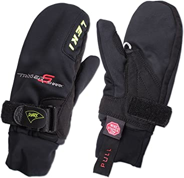 Leki Shark Cruiser rot Langlauf Handschuhe mit Trigger S