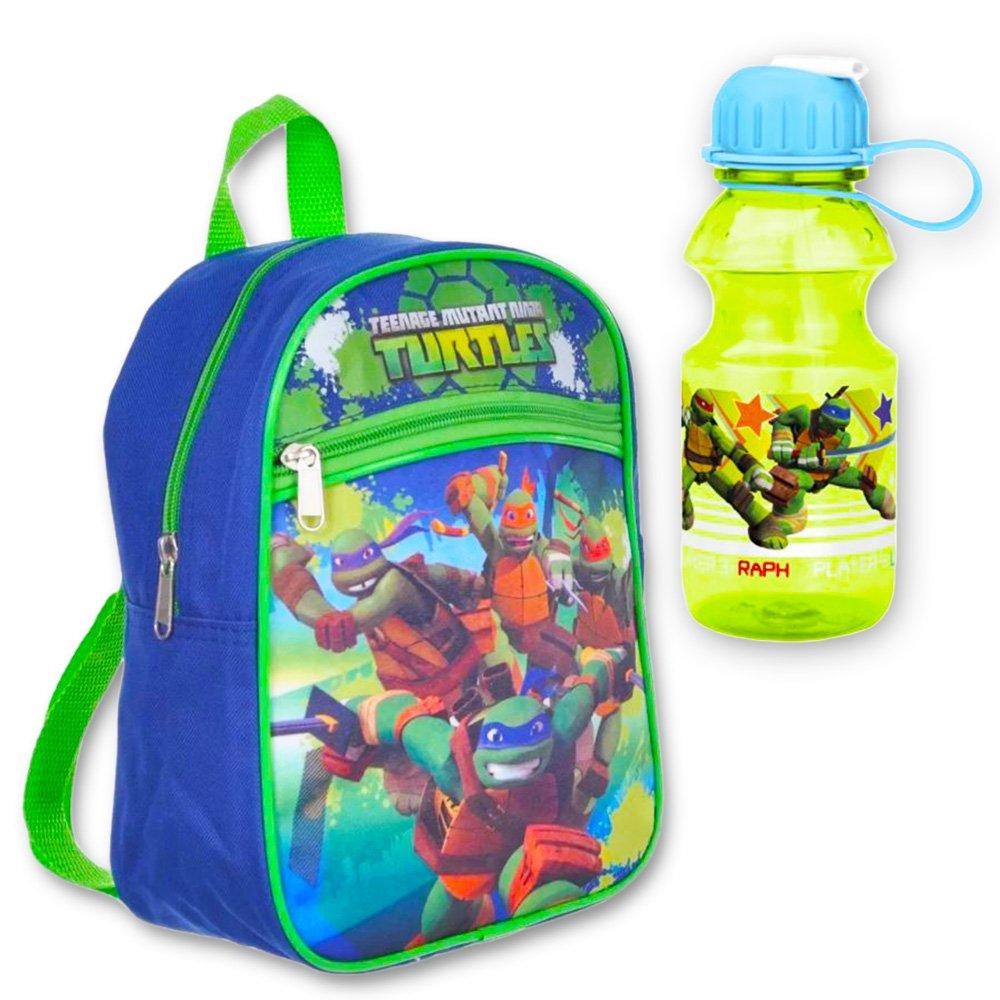 Teenage Mutant Ninja Turtles Preschool Backpack Toddler (11