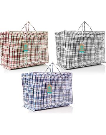 Xen Labs - Bolsas de lavandería Grandes y Resistentes con Cremallera, Impermeables, Organizador de