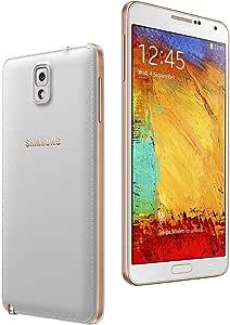 سامسونج جالكسي نوت 3 N9005 , سعة 32 جيجابايت, الجيل الرابع LTE, واي فاي, ابيض
