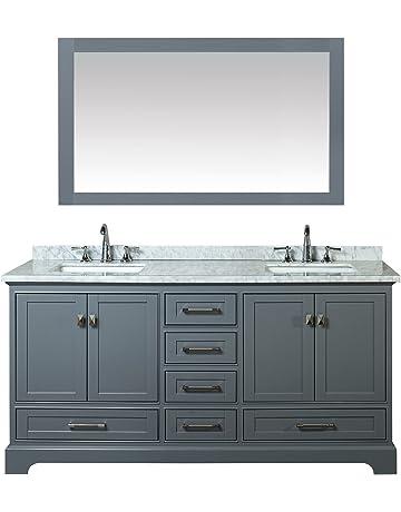 Bathroom Vanities Amazoncom Kitchen Bath Fixtures Bathroom