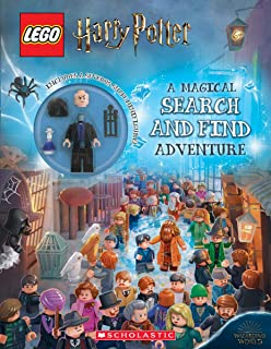 LEGO Harry Potter Witches and Wizards Character Handbook