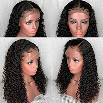 Yiyuan Hair Full Lace Wig With Bleached Knots
