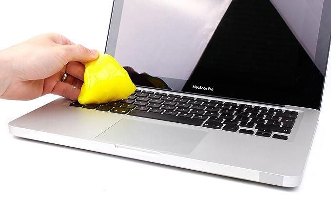 DURAGADGET Potente Gel Limpiador para Libro electronico eReader ...