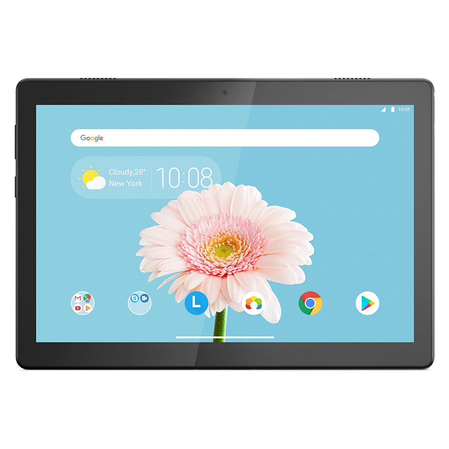 Lenovo Tab M10 HD Tablet (10.1 inch, 2GB, 32GB, Wi-Fi Only) Slate Black