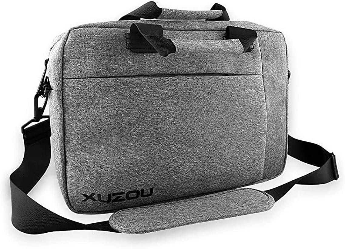 Laptop Briefcase,Messenger Bag for Notebook Business Office Bag for Men Women