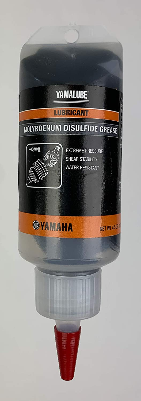 Yamaha Marine New OEM Molybdenum Disulfide Grease 4 ACC-MOLDM-GS-05