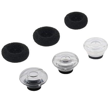 more photos 86355 e7952 Amazon.com: ALXCD Gel Eartips for Plantronics Voyager Legend Headset ...
