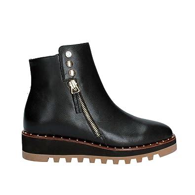 Jo 40 Liu S67185 Femme Bottines P0055 Chaussures Black AU1ddq