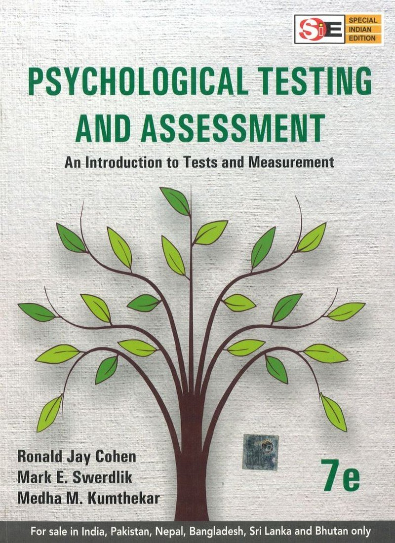 Buy Psychological Testing and Assessment: An Introduction to Tests and  Measurement Book Online at Low Prices in India | Psychological Testing and  ...