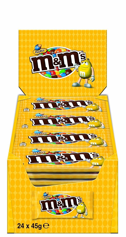 M&M's Erdnuss amazon