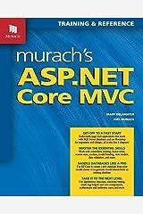 Murach's ASP.NET Core MVC Paperback