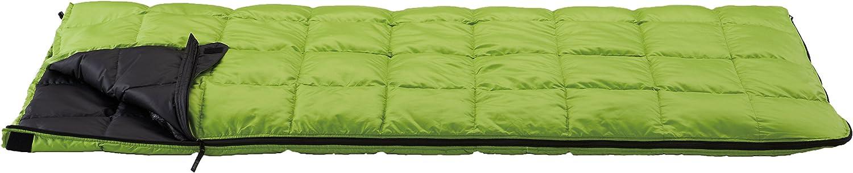 イスカ(ISUKA) 寝袋 イスカ(ISUKA) レクタ200 フレッシュグリーン[最低使用温度15度] 139230