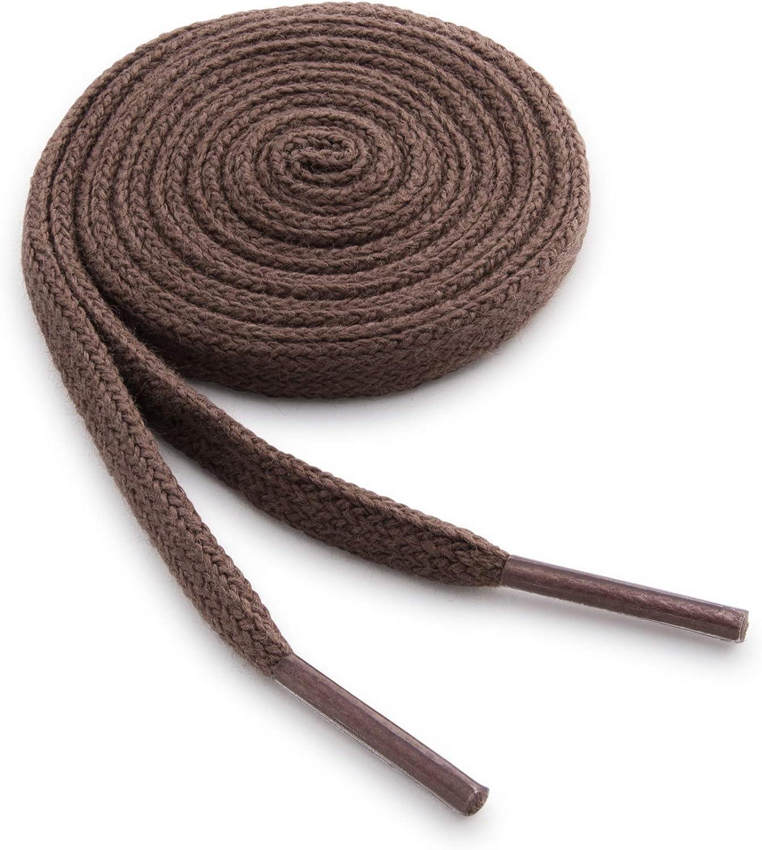 100 Percent Cotton Dress Shoe Laces
