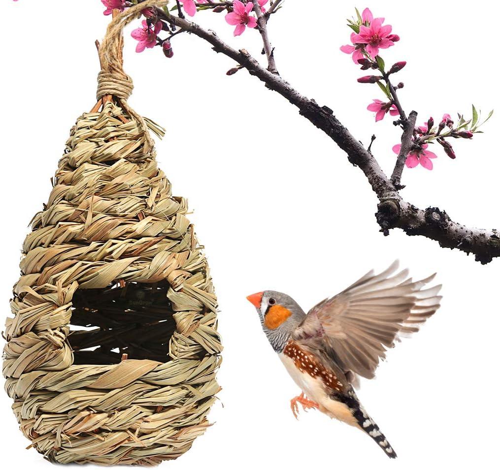 Grass Bird Hut