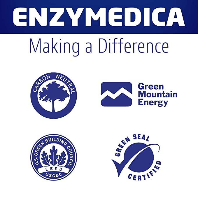 Enzymedica - enzima nutrición Varonil multi-vitamina - 120 ...