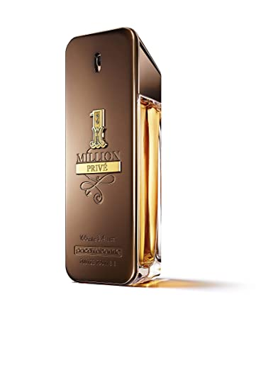 Amazoncom 1 Million Prive By Paco Rabanne For Men 34 Oz Eau De