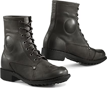 44d813d0766b1 Amazon.com: TCX Women's Blend Waterproof Street Motorcycle Boots ...
