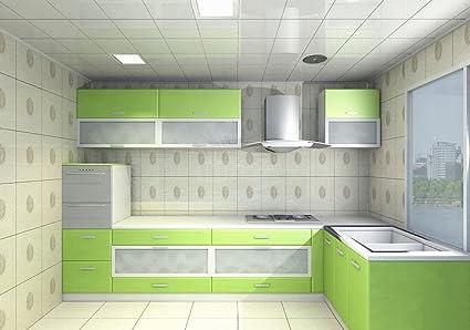 Dipingere Mobili Cucina Legno : Gfei muro adesivi perla dipingere mobili in legno dei costumi