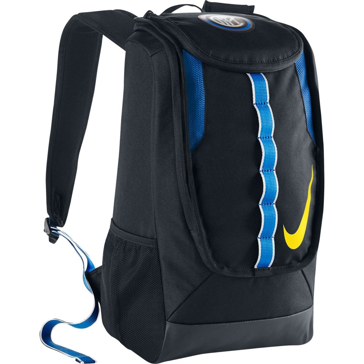 06db9f08ef 2016-2017 Inter Milan Nike Allegiance Shield Backpack (Black ...